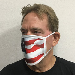 customized and personalized masks Made in USA